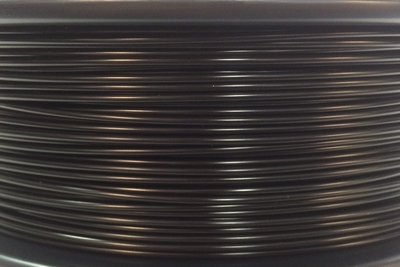 PLA 1,75mm, Kleur Black, 750gram.