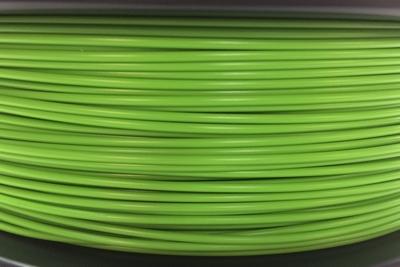 ABS 3 mm, Kleur Green, 750gram.