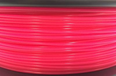 ABS 3 mm, Kleur Pink, 750gram.