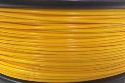 ABS 3 mm, Kleur Yellow, 750gram.