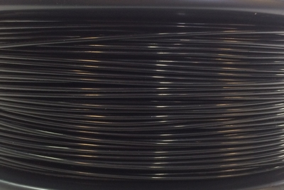 TPC FLEX 65 1,75mm, Kleur Black, 500gram.