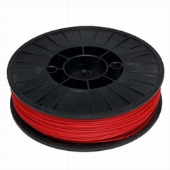 UP! ABS 1,75 mm filament rood 0,7 KG