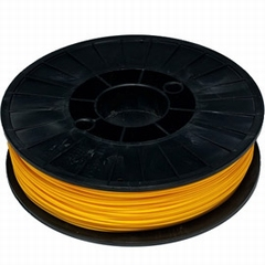 UP! ABS 1,75 mm filament geel 0,7 KG