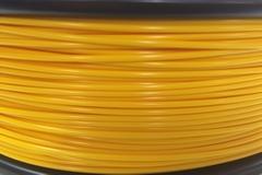 PLA 1,75mm, Kleur Yellow, 750gram.