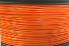 ABS 3 mm, Kleur Orange, 750gram.