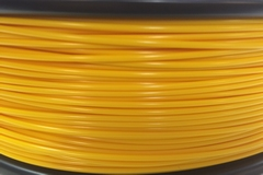 ABS 3 mm, Kleur Yellow, 750gram.