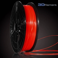 ABS Filament 1,75mm Kleur: Flaming Red. 1 KG