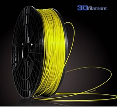 ABS Filament 1,75mm Kleur: Solar Yellow. 1 KG