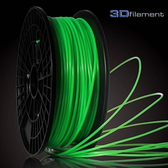 ABS Filament 3mm Kleur: Atomic Green