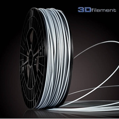ABS Filament 3mm Kleur: Robotic Grey