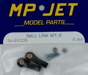 Ball Link Standard M1.6 (2) MPJ-2400B