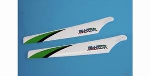 Blue Arrow SR rotor blades