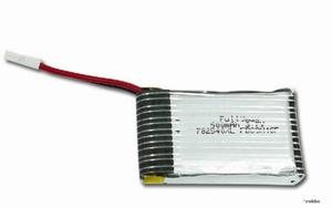 LiPo battery, 3.7 V / 350 mAh
