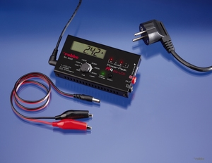 Robbe POWER PEAK® A4 EQ-LCD 230V/12V