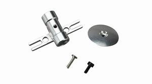 Aluminum Main Rotor Hub: 130 X - BLH3711A