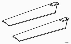 Main Rotor Blades