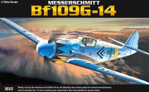 Messerschmitt BF109G14 1:72