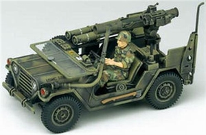 M151A2 Tow Missial Launcher1:35
