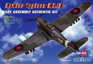 Hawker Typhoon Fighter 1:72