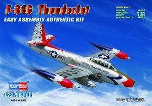 American F-84G Thunderjet 1:72
