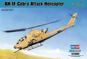 AH-1F Cobra Attack Helicopter 1:72