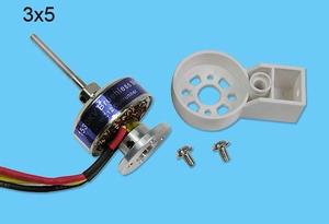 Reducer set brushless CE-009