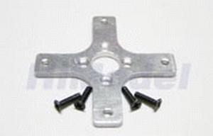 14/38.5 mm Aluminum Motor Steun