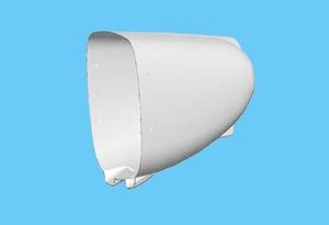 Nose cover CE-023