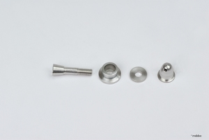 Propeller driver + taper collet for 3.17 shaft