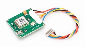 GPS Receiver w/ Altimeter: 350 QX - BLH7805