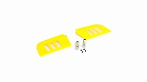 Flybar Paddle Set, Yellow: B500 3D