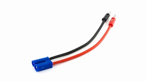 E-flite EC5 Device Charge Lead with 6