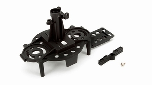 Main Frame Set w/Servo Hold-Down and Screw: CX4 - BLH2154