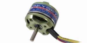 Brushless outrunner motor BL250-1800KV BL009