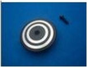 Metal head button A50P010