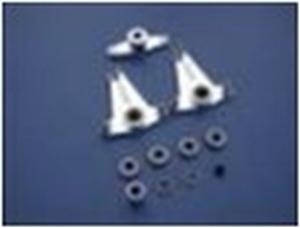 Metal aileron lever arm A50U009