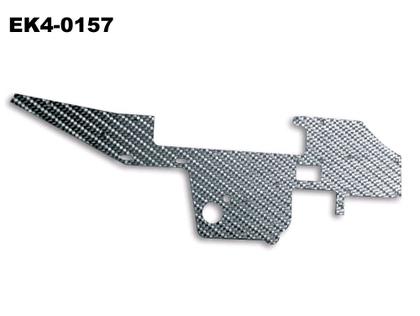 ek4-0157 Upper right frame belt-cp 001629