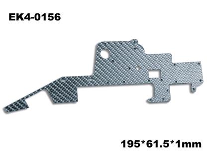 ek4-0156 Upper left frame belt-cp 001628