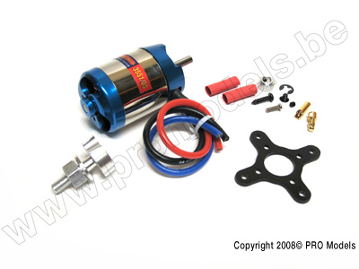 FUSION BRUSHLESS MOTOR 840KV