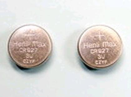esl052 Battery for LED Fly-Paddle -2 pcs