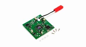 4-in-1 Control Unit, Rx/ESCs/Mixer/Gyros: mQX - BLH7501