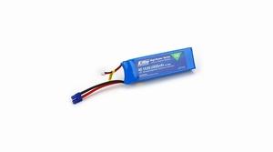 E-flite 2800mAh 4S 14.8V 30C LiPo, 12AWG EC3 - EFLB28004S30