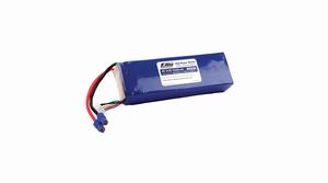 E-flite 3200mAh 4S 14.8V 20C LiPo, 13AWG EC3 - EFLB32004S