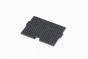 CF reveiver mounting plate - KDS-550-44