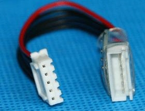 Balanceer Verleng Kabel 5S LiPo