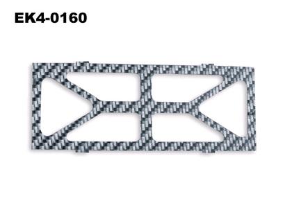 ek4-0160 Soleplate / Bottom Frame Belt-CP 001632