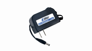 E-flite AC to 12VDC; 1.5 Amp Power Supply EU Plug