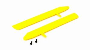 Fast Flight Main Rotor Blade Set, Yellow: 130 X by BLADE
