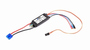 25-Amp Heli Brushless ESC: 300 X by E-flite