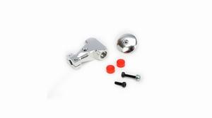 Aluminum Flybarless Head Block Set: 300 X BLADE - BLH4507A